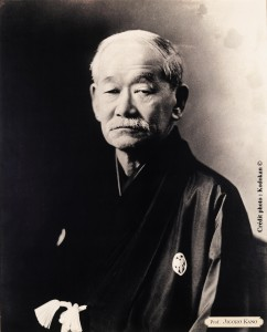 Jigoro KANO fondateur du JUDO